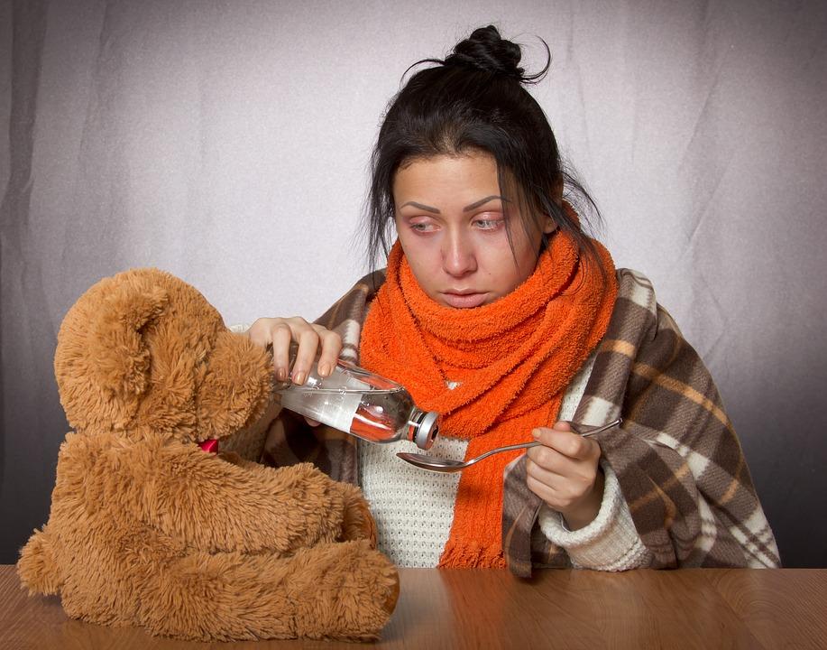 La grippe intestinale